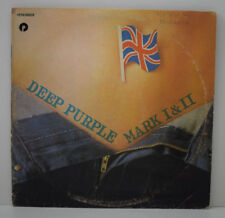 DEEP PURPLE Mark I & II VINYL 2 LP 33 TOURS Disque 2C 154-94865/6 France 1974