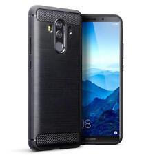 Fundas y carcasas mate Para Huawei Mate 10 color principal negro para teléfonos móviles y PDAs