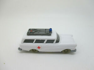 WIKING : Opel Camping-Car Croix Rouge Ambulance, Feuille Adhésive (Schub26