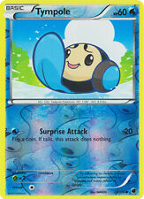 x4 Tympole - 24/116 - Common - Reverse Holo Pokemon Plasma Freeze M/NM English