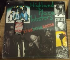 HIGHLAND PLACE MOBSTERS 1746DCGA30035 2xLP OOP early-90's pop-R&B w/hype-sticker