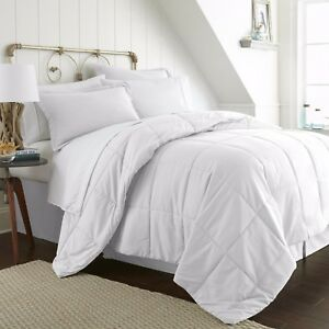 Complete Bed Set by Soft Essentials - 8 Piece Bed in a Bag