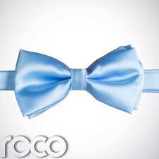 garçons bleu ciel nœud papillon bandeau garçon d'honneur bal mariage