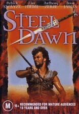 STEEL DAWN - PATRICK SWAYZE - NEW & SEALED DVD