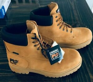 """TIMBERLAND PRO SERIES DIRECT ATTACH 6"""" SIZE 12 M/M"""