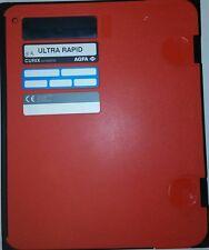 "Agfa 8"" X 10"" Ultra Rapid Curix Half Speed Blue Cassette"