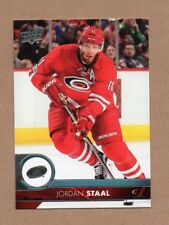 2017-18 Carolina Hurricanes Team Set Lot OPC + Upper Deck + SPAuthentic 32 Cards