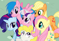 MY LITTLE PONY A3 GLOSSY POSTER 6