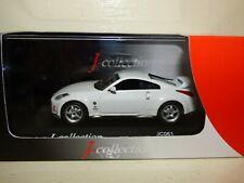 J Collection Nissan 350 Z Nismo white REF: JC061
