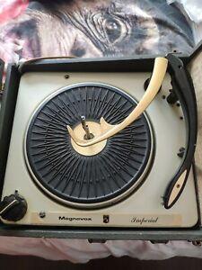 Magnavox Portable Record Player