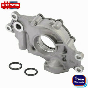High Volume Performance Oil Pump Fit Chevrolet GM 4.8 5.7 6.0L LS1 LS2 LS3 10296
