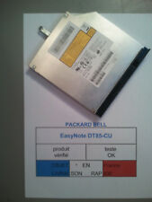 Lecteur/enregistreur CD/DVD pour PACKARD BELL EN DT85-CU
