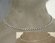 Cartier diamond necklace in white gold 750