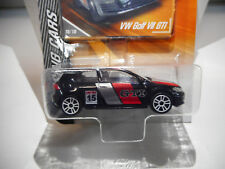 VOLKSWAGEN GOLF 7 GTi  #15 RACING CARS MAJORETTE 1:64