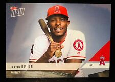 (35) 2018 Topps Now Angels RTOD Road to Opening Day Justin Upton 35 Card Lot