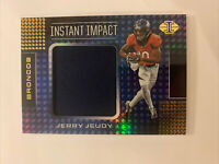 2020 Illusions JERRY JEUDY Instant Impact Rookie RC Jersey - Denver Broncos