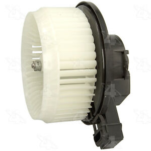 New Blower Motor With Wheel   Four Seasons   75737