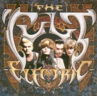 THE CULT - ELECTRIC-REMASTERED  CD NEW+