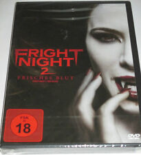 Fright Night 2 - frisches Blut - DVD/NEU/OVP/Horror/Jaime Murray/FSK 18/unrated