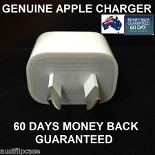 GENUINE APPLE iPhone 6 Plus 5S 4S 3GS Wall Charger Adapter For all Apple iPhone