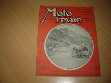 Moto revue N° 919 du 25 juin 1948: A.J.S 348 Racing.