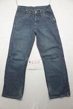 Levi's 802 antiform Jeans gebraucht (Cod.E653) Tg 45 W31 L34 boyfriend