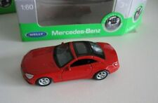 Mercedes Benz  si500  Red 2012 **** WELLY 1:60 (1:64) OVP
