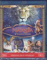 Blu-ray **LE CRONACHE DI NARNIA - IL VIAGGIO DEL VELIERO** nuovo sigillato 2010