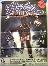 Konzertplakat Harlem Globetrotters 09.10.1999