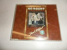 CD  Just a Girl (No Doubt)