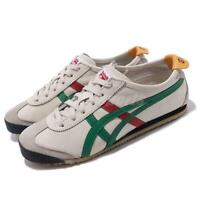 Asics Onitsuka Tiger Mexico 66 Grey Green Red Men Running Shoes DL408-1684