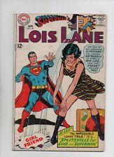 Superman's Girlfriend Lois Lane #80 - Splitsville for Lois & Superman -(5.0)1968