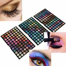 New 252 Color Eye Shadow Makeup Cosmetic Shimmer Matte Eyeshadow Palette Set Kit