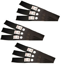"""(9) Rotary® 6265 Mower Blades Replace Windsor® 50-4490 54"""" Deck"""