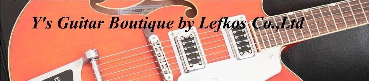 Y's Guitar Boutique by Lefkos