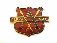 ALPHA L.A.R.C Badge with pin fixing