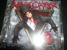 ALICE COOPER   Welcome 2 My Nightmare (Australia) CD – New (Not Sealed)