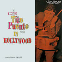 Tito Puente Band - The Exciting Tito Puente Band In Hollywood (LP)