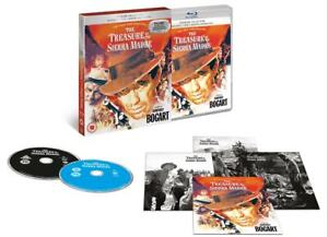 Blu Ray and DVD  THE TREASURE OF SIERRA MADRE. Bogart. Premium collection. New.