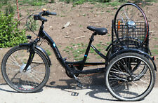 PROPHETE E-Bike 3R E-Dreirad 26 + Zweiakku und Ersatzfelge
