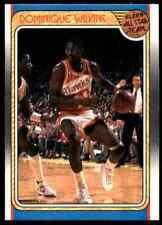 1988-89 FLEER DOMINIQUE WILKINS ALL-STAR #125 MINT HIGH GRADE SET BREAK BKG1