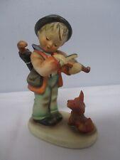 "Vintage Hummel Puppy Love Little Violinist #1 Tmk 2 ~ 5 1/4"""