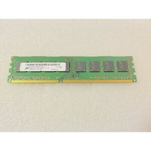 Micron Memoria RAM 8GB DDR3 1600 MHz DIMM PC3-12800