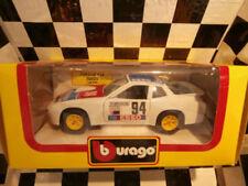 Voitures de courses miniatures Bburago pour Porsche