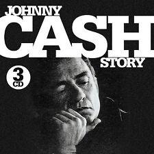 CD Johnny Cash Story   3CDs