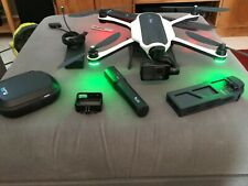 GoPro Karma Drone W/ Hero6 Camera, Case, Karma Grip & Additional Accessories