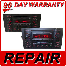 REPAIR Audi A4 A6 A8 S4 S6 S8 ALLROAD SINGLE CD Player Disc FIX Symphony II 2