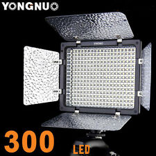 Yongnuo YN-300 300 LEDs 2280 LUX LED Videoleuchte Kameralicht Tageslicht