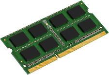 Kingston 8GB DDR3 1600MHz PC3-12800 CL11 204pin SODIMM Laptop Memory RAM 1.35V