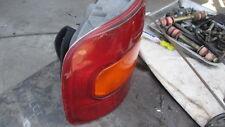 1993 Hyundai Elantra Left Tail Light assembly
